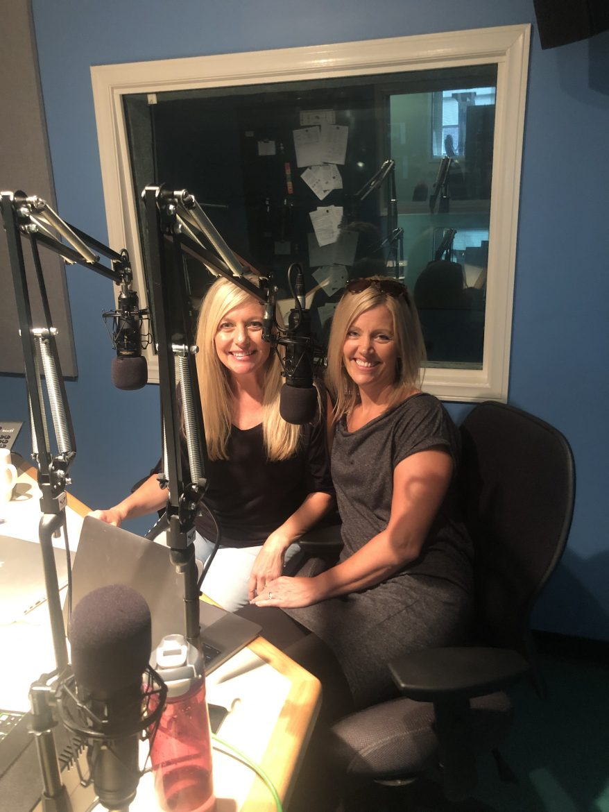 Soul H20 Sherry Stahl and Wendy Pauls in Studio