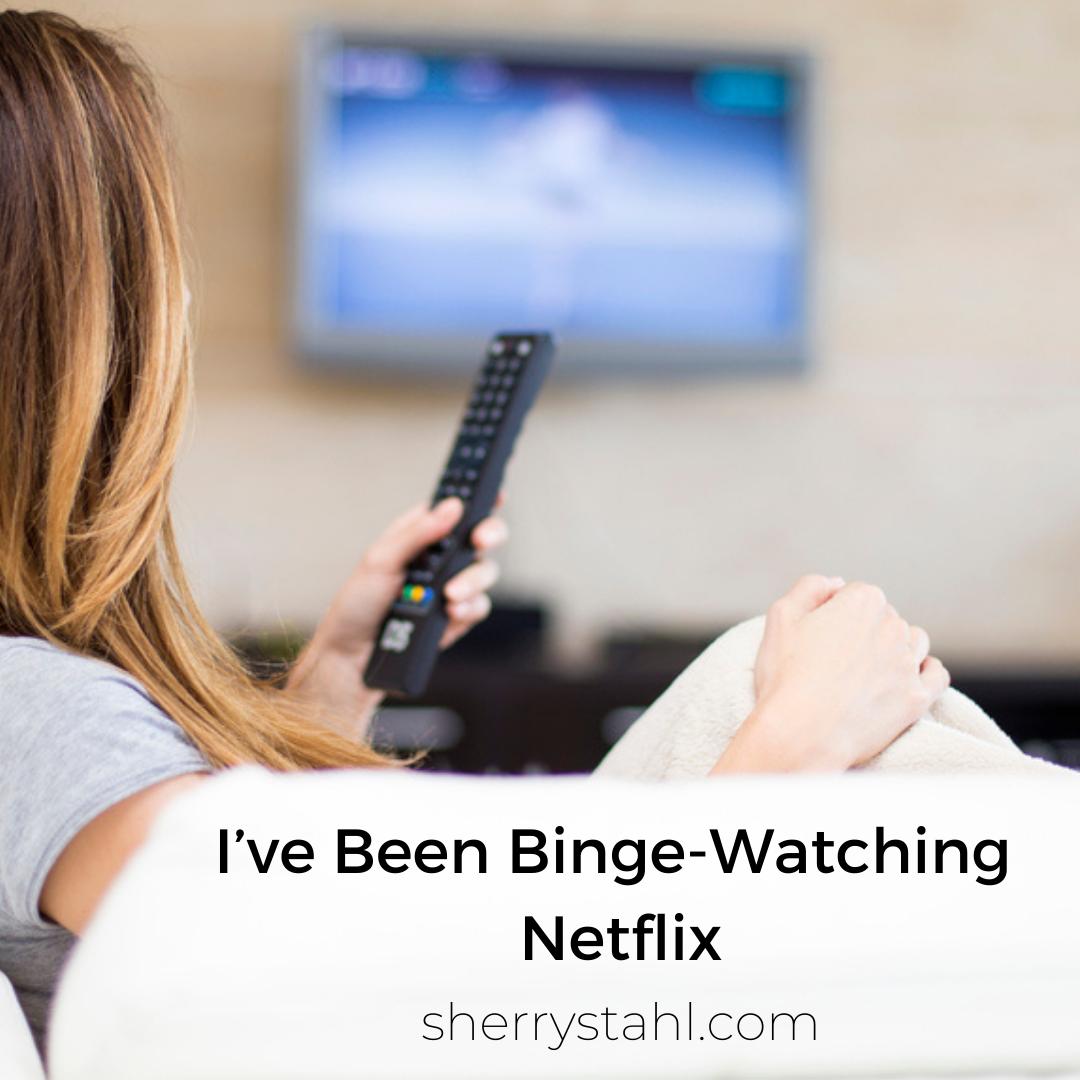 Binge-Watching Netflix